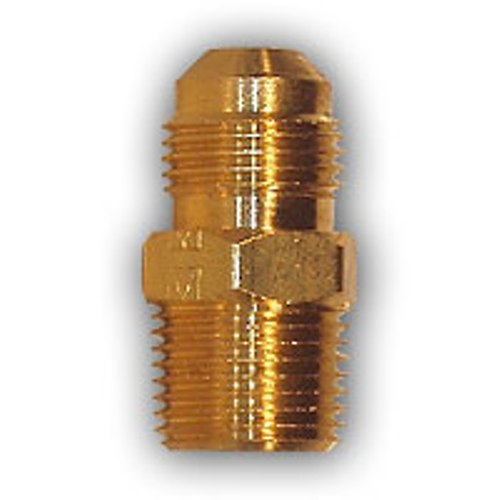 1//4 Flare x 1//8 MPT Elbow Connector